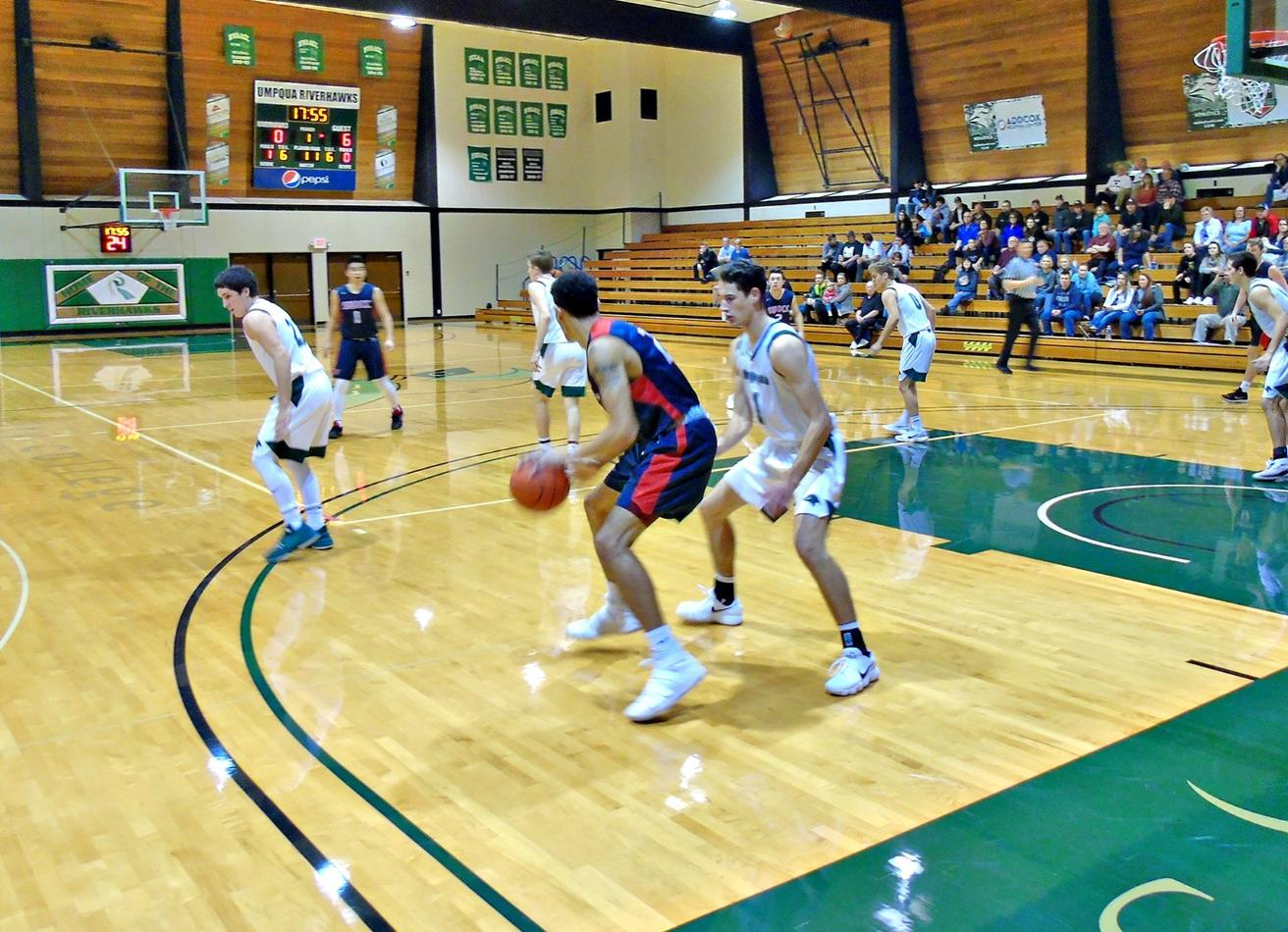 RiverHawks Grab Overtime Victory