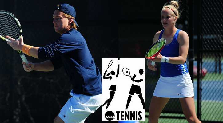 GC Tennis Squads Ranked Top Five in Southeast Region