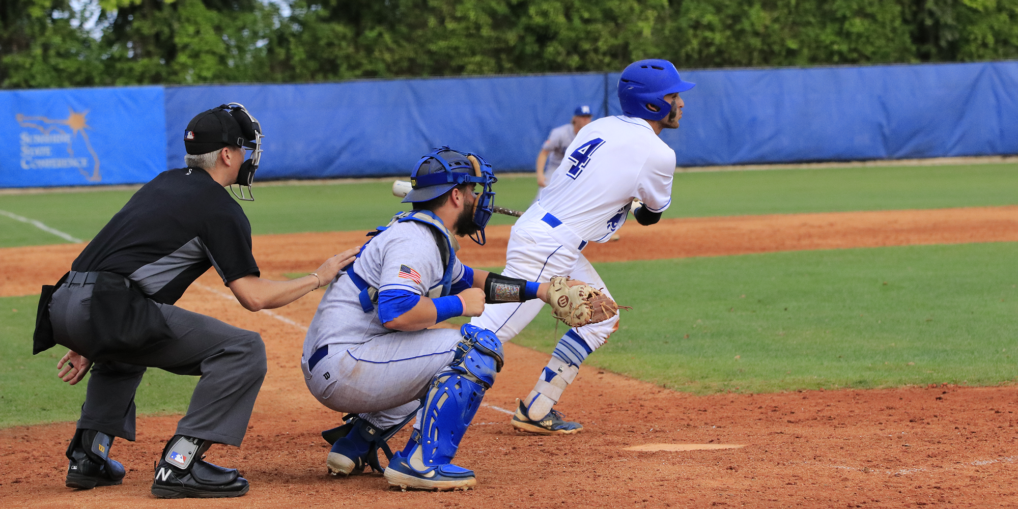Baseball Tripped Up by Tars in SSC Home Opener