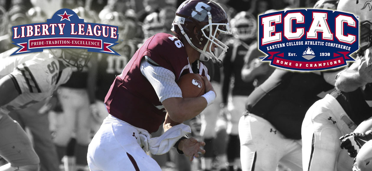 Shade Selected As Liberty League and ECAC Football Rookie of the Week