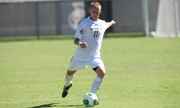 MEN'S SOCCER DROPS SEASON OPENER AT TEMPLE