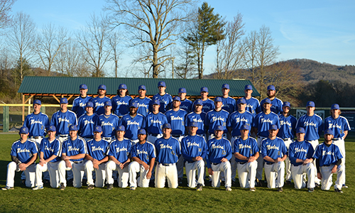 Baseball Team Photo