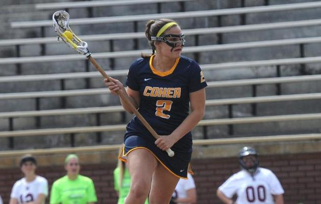 Ferone Scores Two in Coker's Loss to Mount Olive