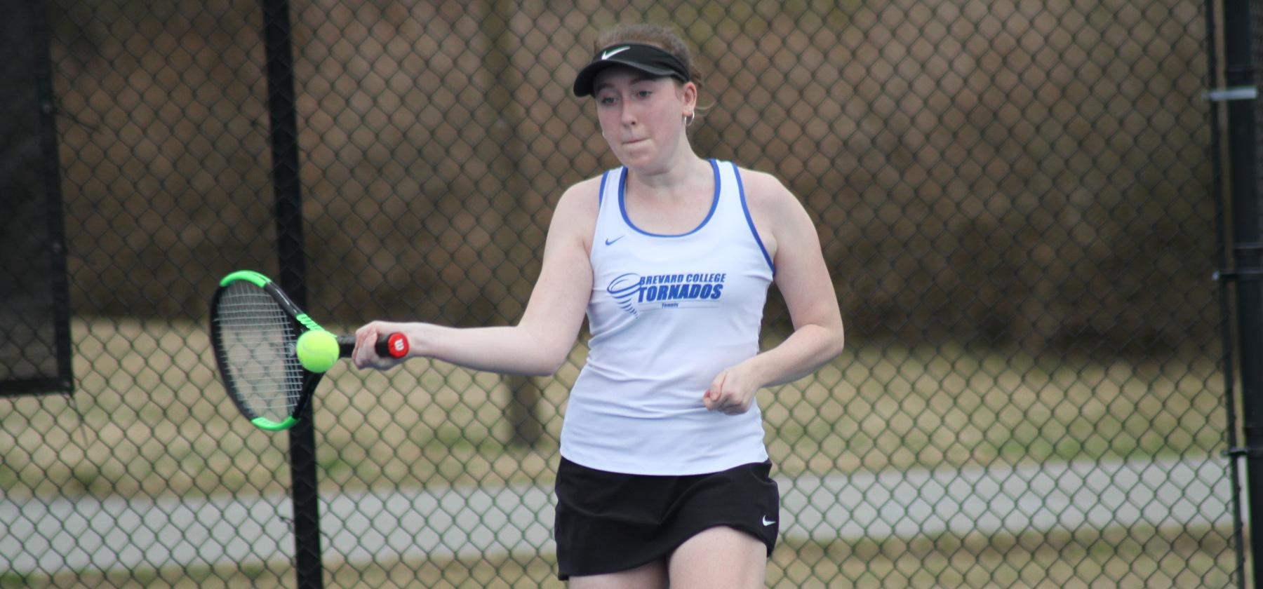 Women's Tennis Kicks Off Fall Season in Spartanburg, S.C.