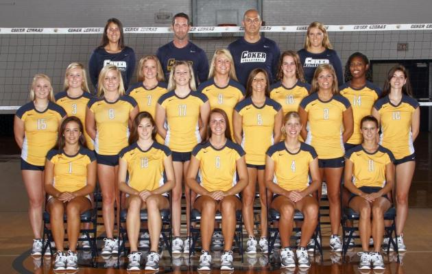2012-13 Women's Volleyball