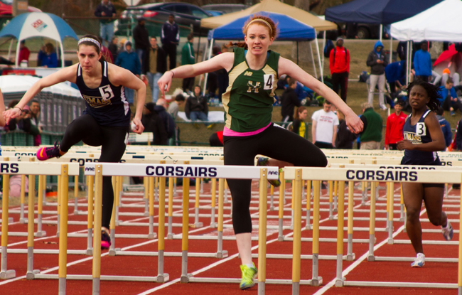 Women's Track and Field Performs Well in First Outdoor Meet of Season