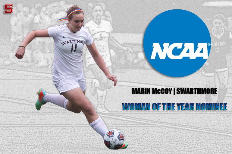 McCoy to Represent Centennial for NCAA Woman of the Year