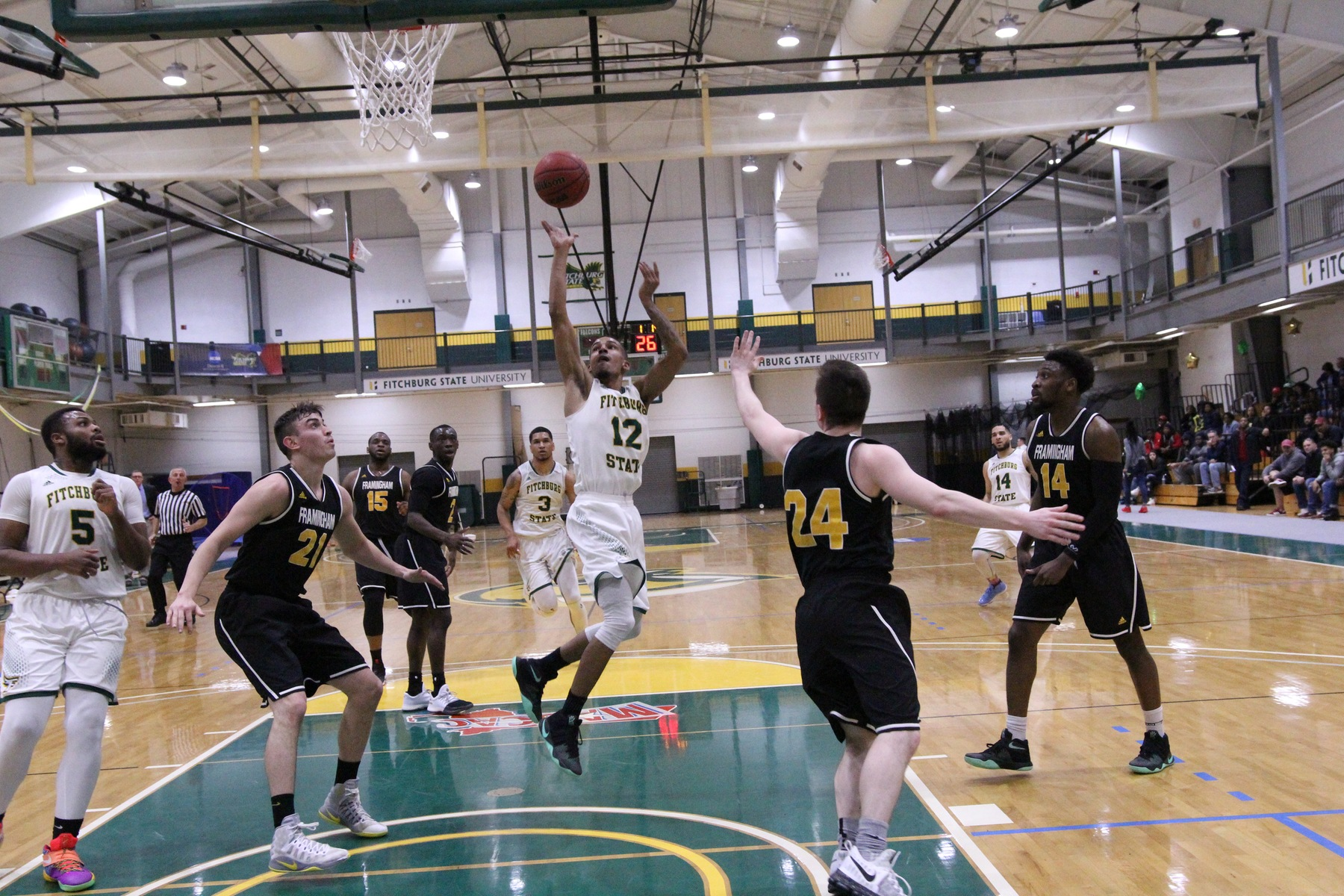 Fitchburg State men's basketball flies into MASCAC tourney
