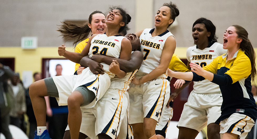 No.1 HUMBER WINS THRILLER AGAINST MSVU TO ADVANCE TO SEMI