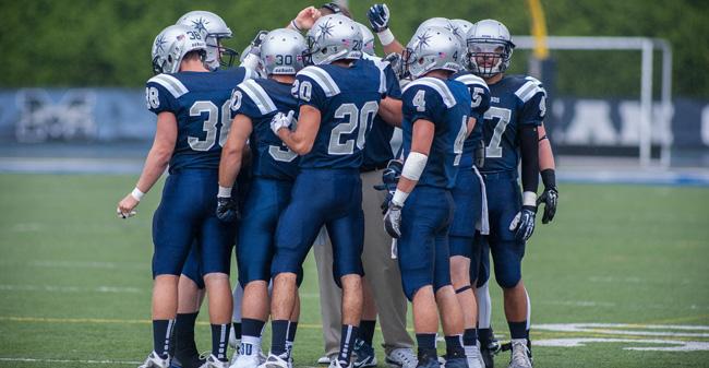 Football Drops Centennial Game At Ursinus Moravian College