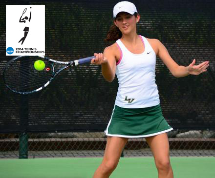 Tennis Eliminated in NCAA Regional Semis