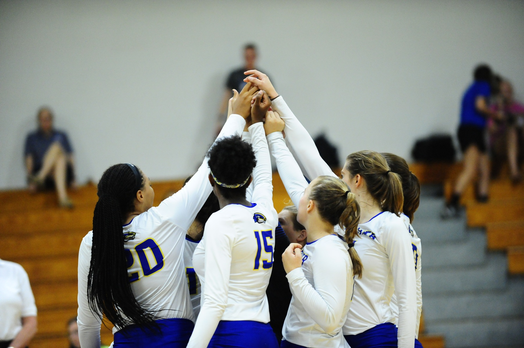 Volleyball Drops Two on the Road at Marymount