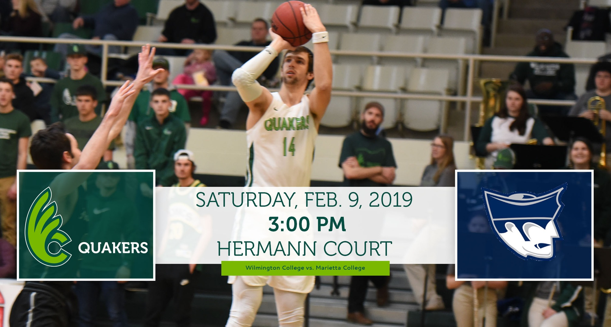Men's Basketball Hosts No. 11 Marietta Saturday