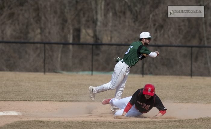 Tom Goulian Named to D3baseball.com All-Mid-Atlantic Third Team
