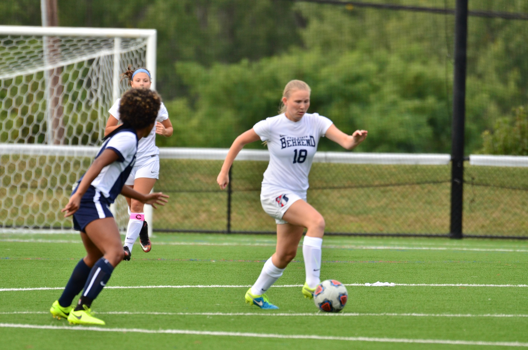 Donohue Named ECAC & AMCC Offensive Player of the Week
