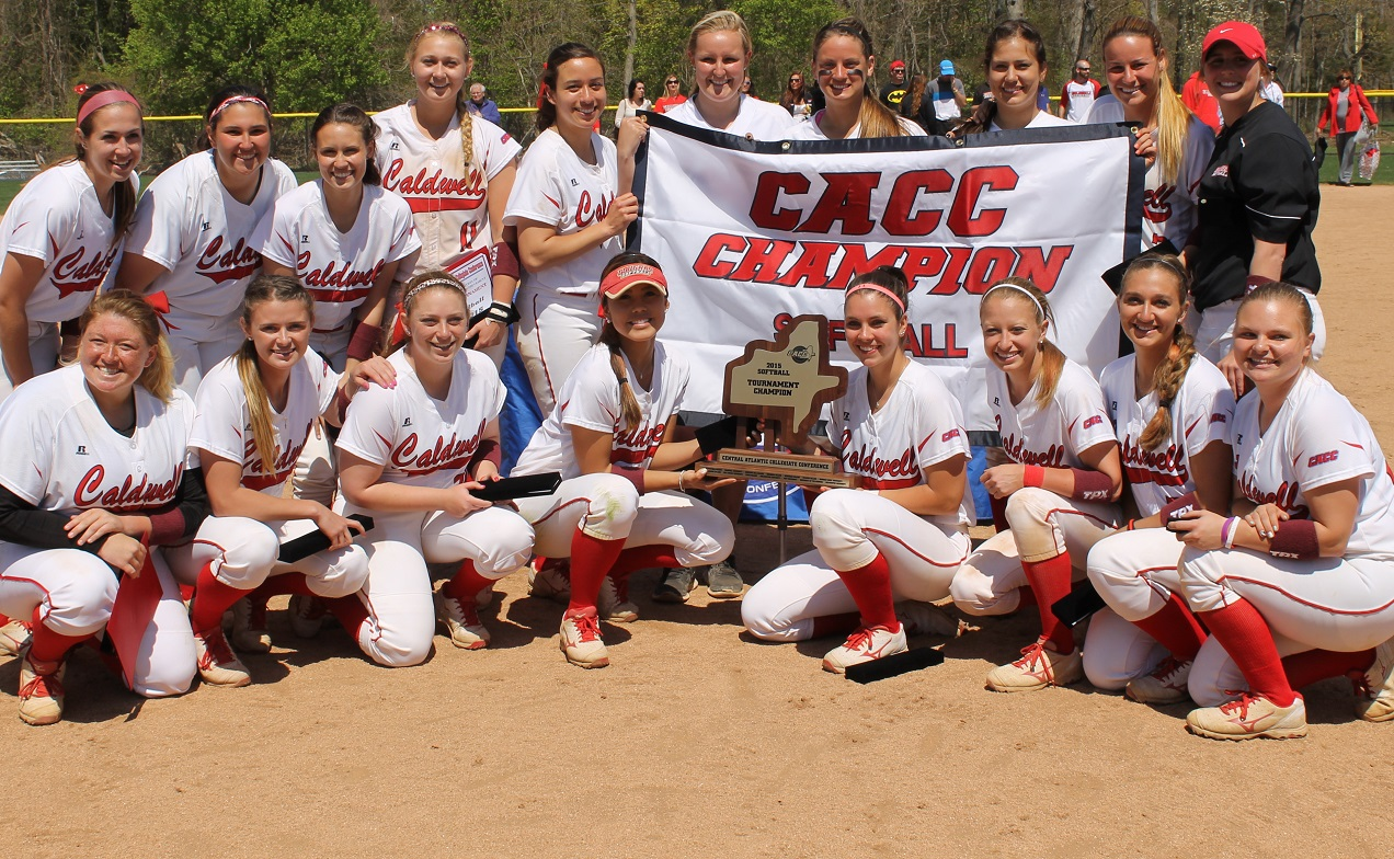Caldwell Claims 2015 CACC Softball Championship