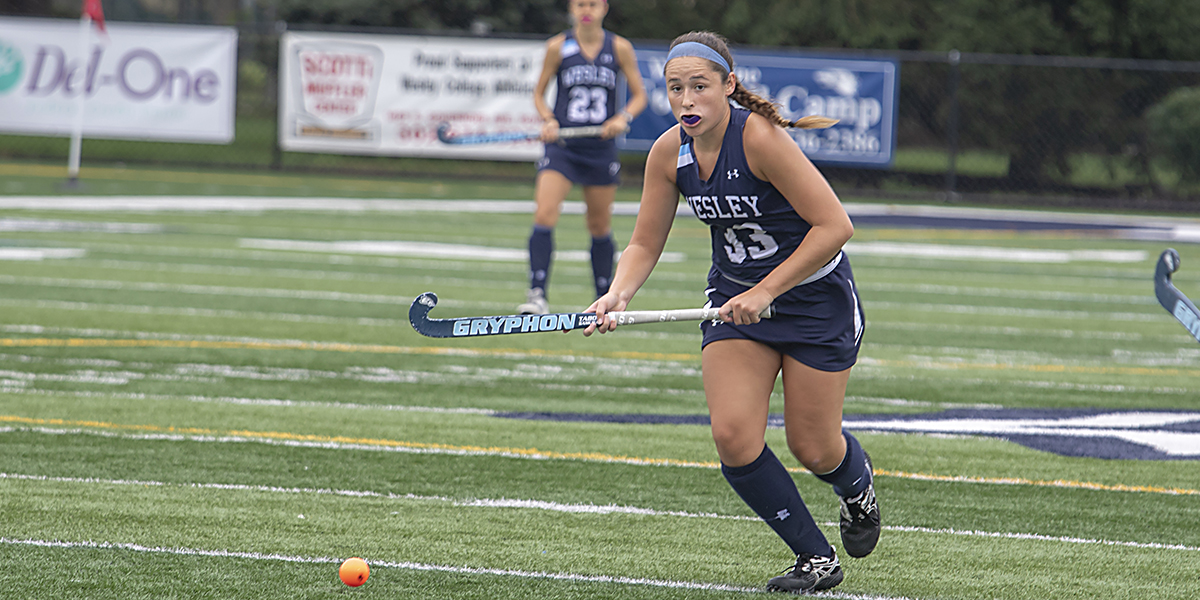 Field Hockey stumbles at home to Virginia Wesleyan
