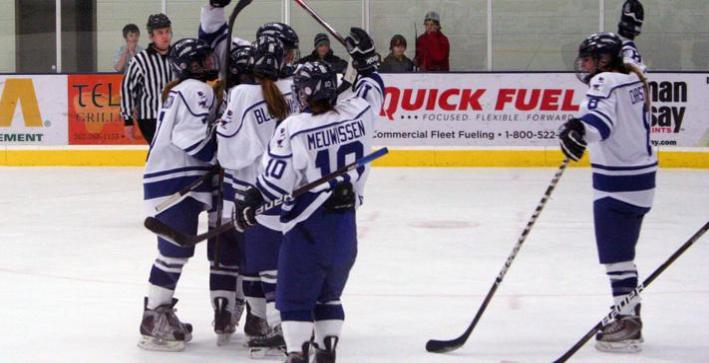 Women's Hockey releases 2012-13 schedule