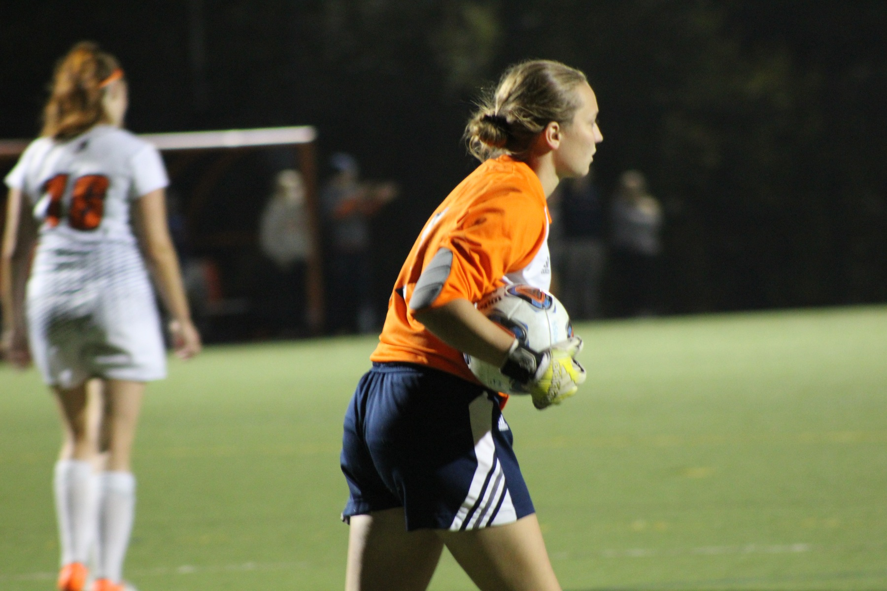 Gordon, Salem State Play to 0-0 Tie