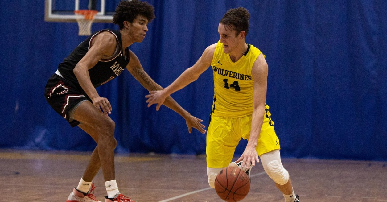 Wolverines fall short against Warriors 92-79