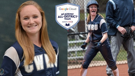 Katie Wede of CWRU Named to the CoSIDA Academic All-District Team