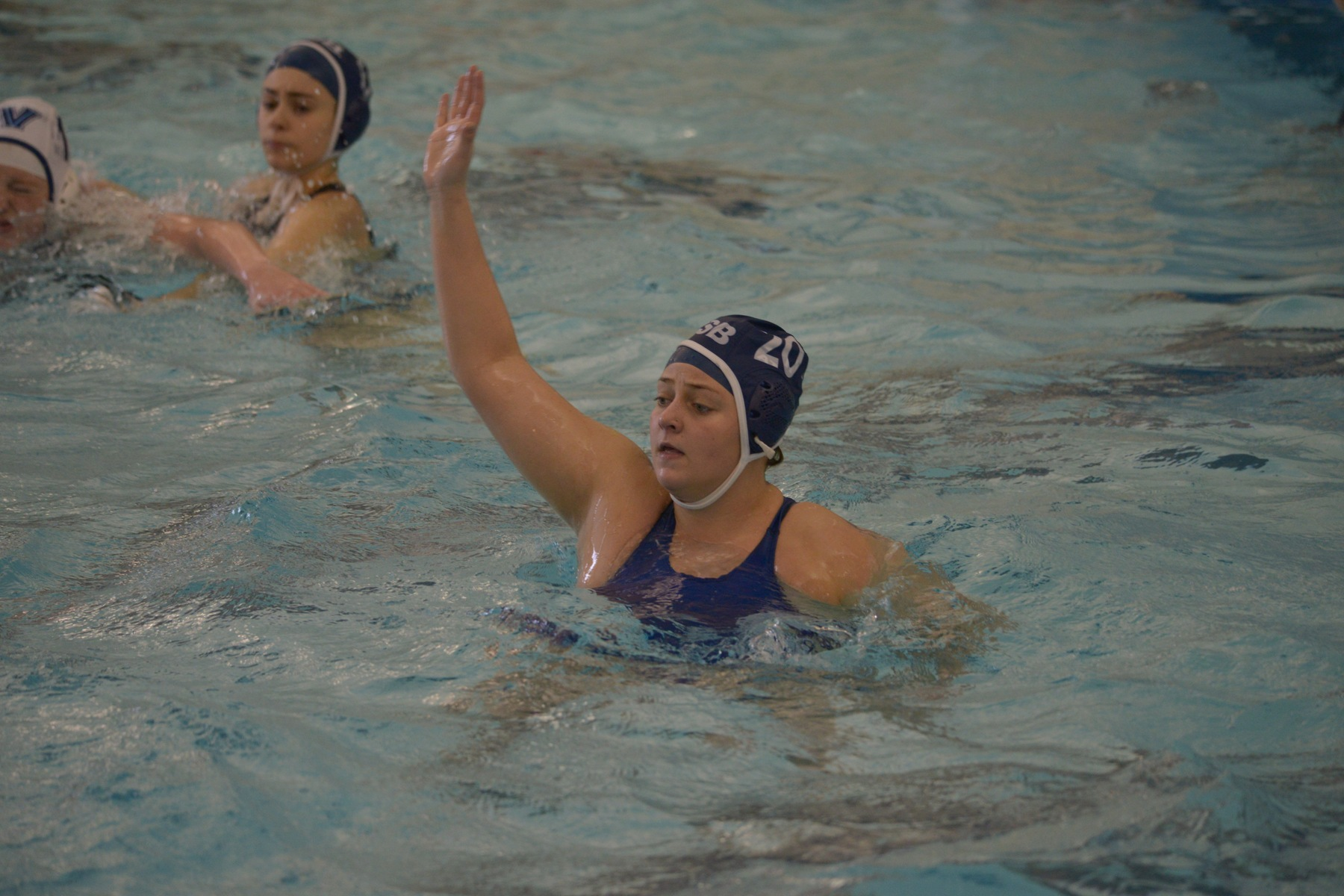 Lions Fall to Austin In First Round of CWPA Championships