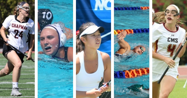 Five SCIAC Female Student-Athletes Garner At-Large Google Cloud Academic All-District Honors