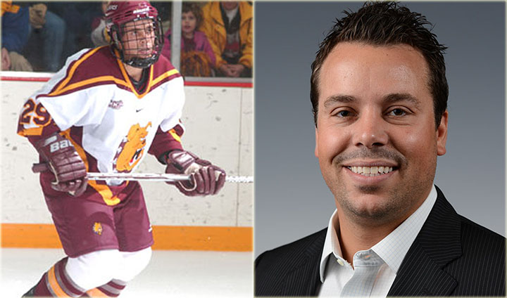 Ferris State Alumnus & Former Hockey Player Kristian Schroder Named To Ferris Foundation Board