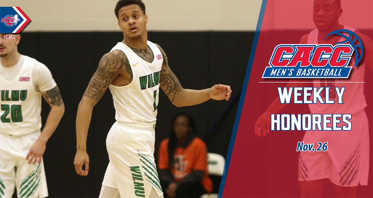 CACC Men's Basketball Weekly Honorees (Nov. 26)