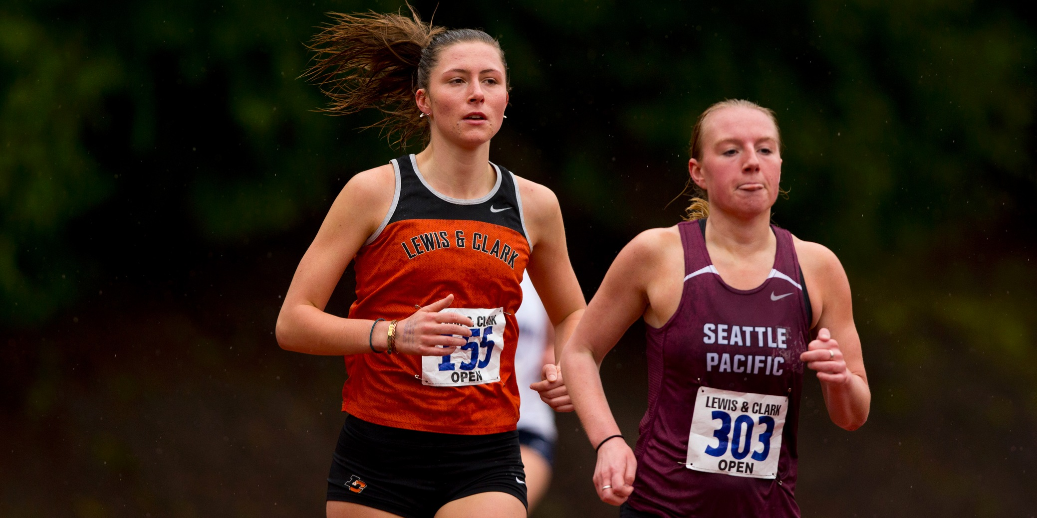 Numerous career bests move for Pioneers at Willamette Invitational