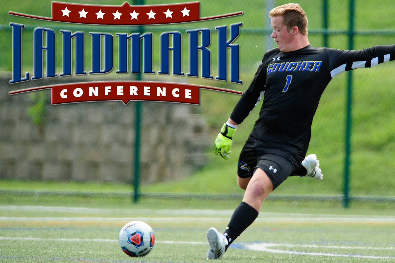 Hendry Named Landmark Conference Defensive Athlete of the Week