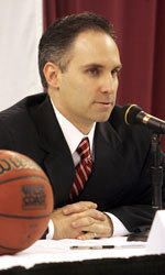 Santa Clara Men's Basketball Announces 2007-08 Season Schedule