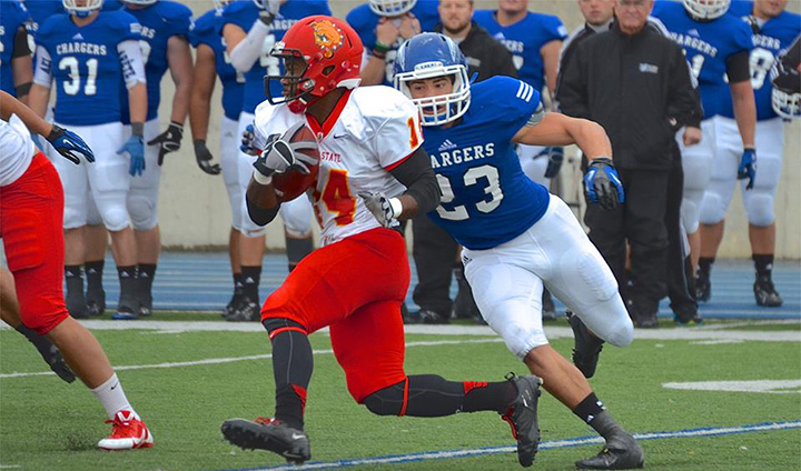 Ferris State Football Drops GLIAC Road Tilt At Hillsdale In Heart-Breaking Fashion