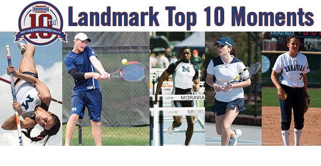 Vote in the Final Round of the Landmark Top Moments for Spring Sports Through April 28
