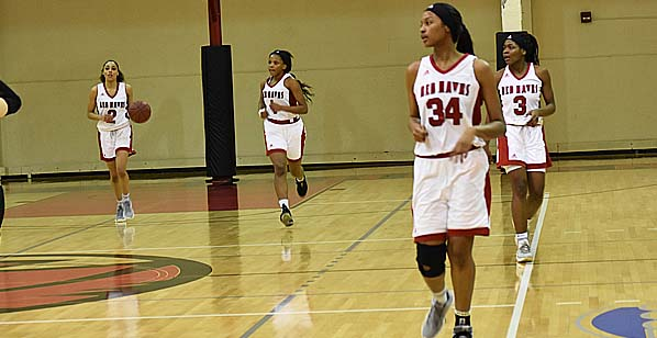 Lady Red Hawks Ranked In Top 20