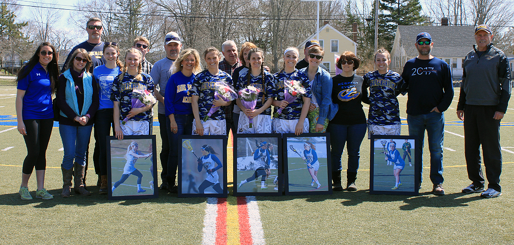 Maine Maritime's Late-Game Comeback Falls Short Against Colby-Sawyer on Senior Day