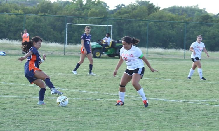 Lady Suns Toppled by Eastfield, 5-0