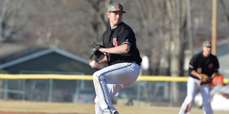 Storm split doubleheader with Bethany Lutheran
