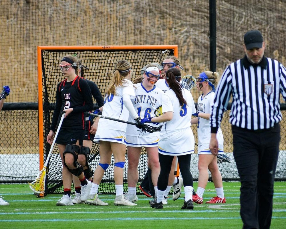 WLAX: Wildcats Win Big at Home Over Lancaster Bible.