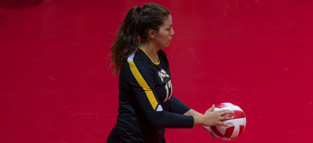 Volleyball Opens America East Play Friday Night at Hartford