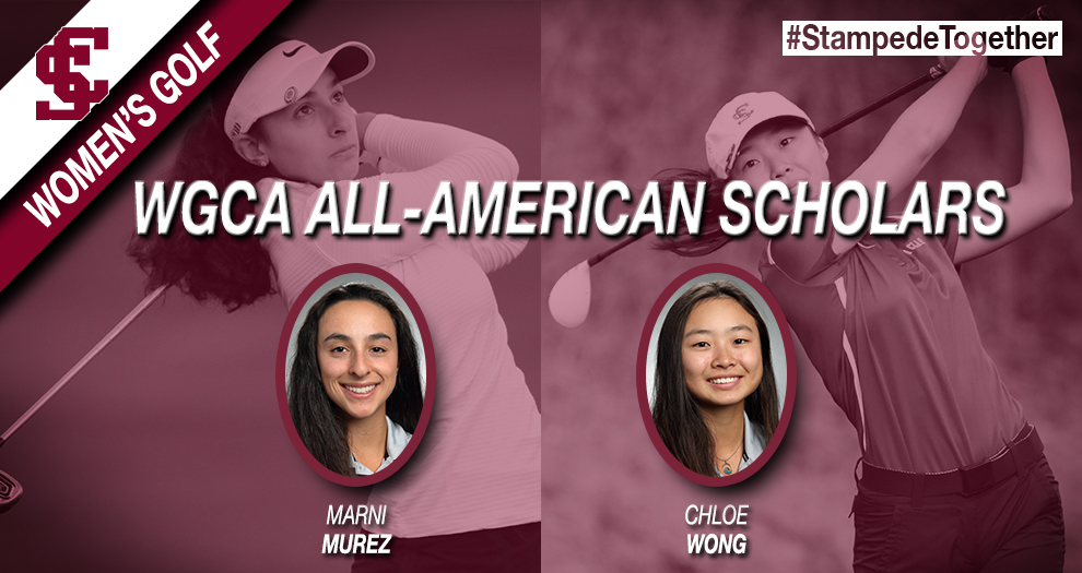 Two Women's Golfers Nab National Academic Accolades