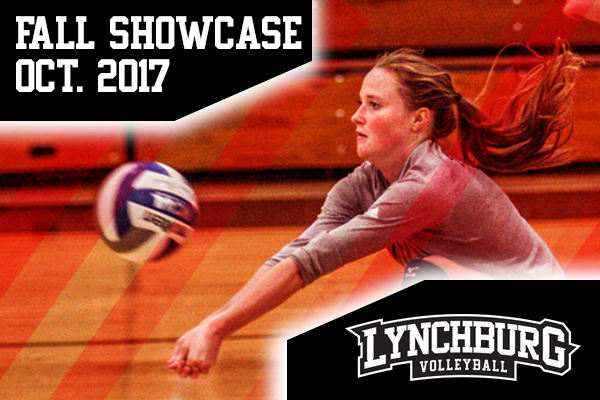 Lynchburg volleyball fall showcase