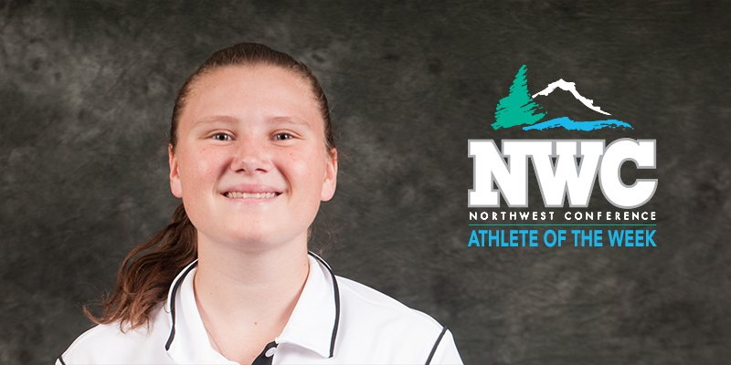 Barclay Earns NWC Women's Soccer Student-Athlete of the Week on Two Shutouts