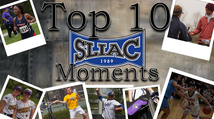 2017-18 Top 10 Moments In The SLIAC