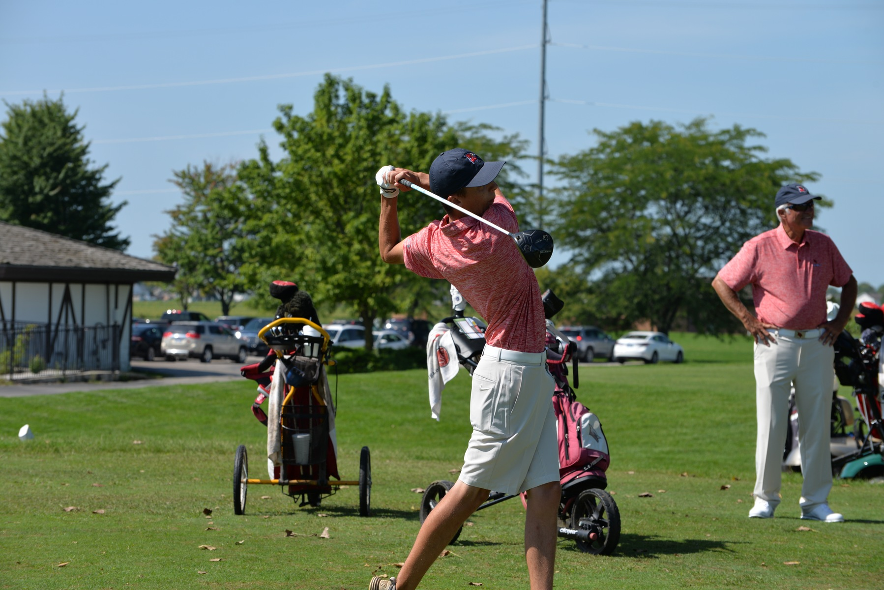 Cardinals finish 7th at Parkside Spring Invitational