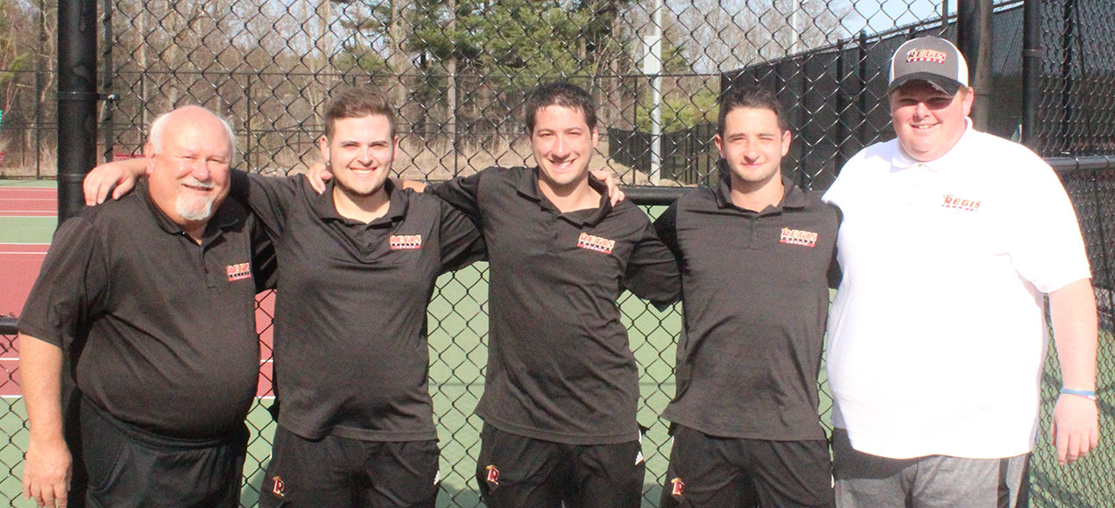 Pride Beats Salem State on Senior Day
