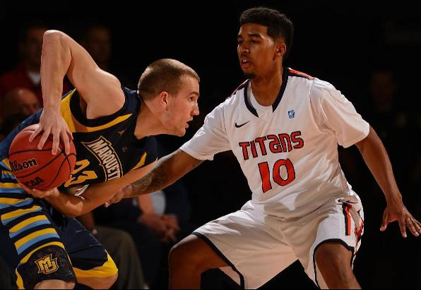 No. 25 Marquette Cruises Past Outmanned Titans, 86-66