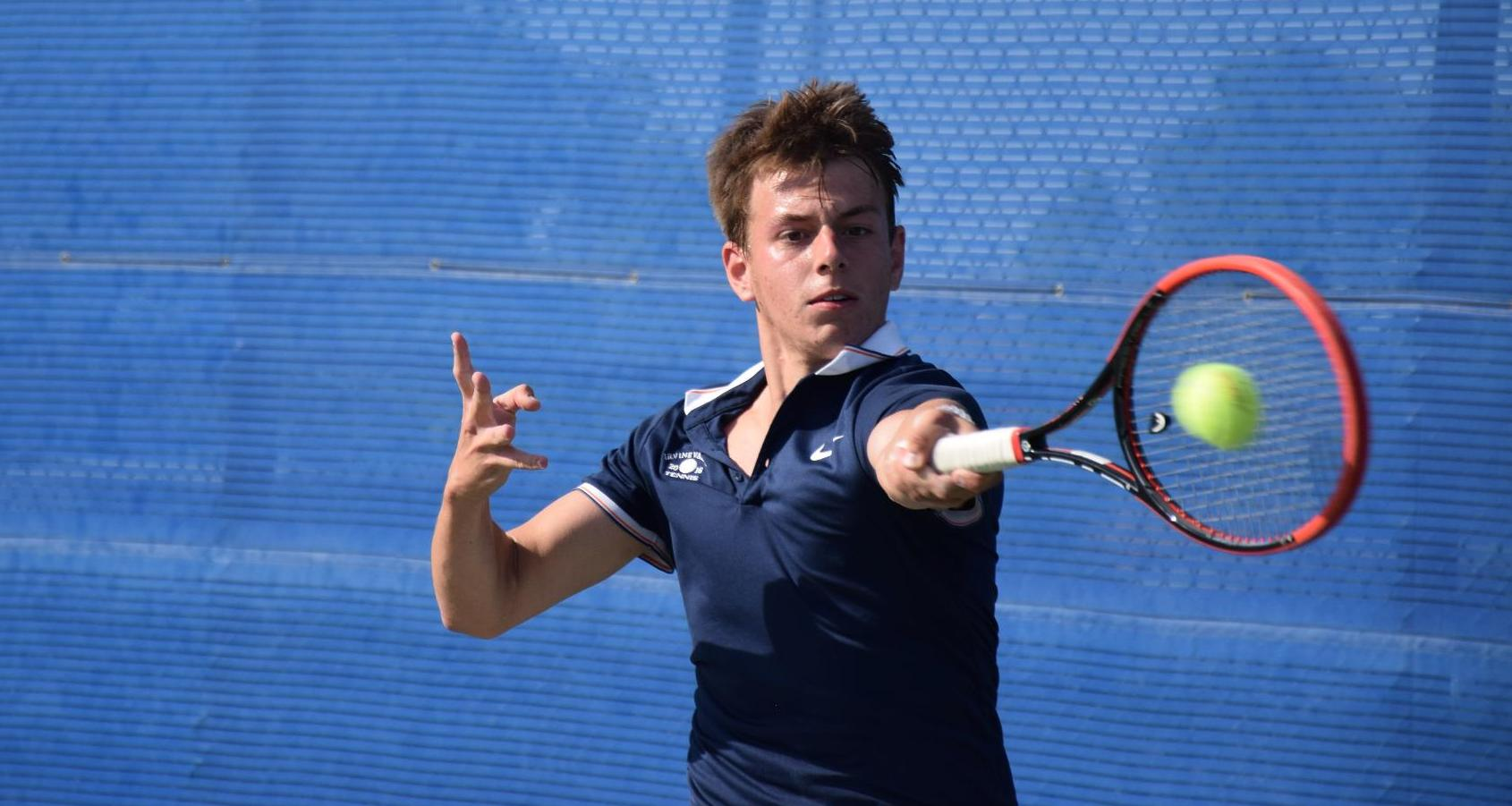 Men's and women's tennis teams both home for playoffs