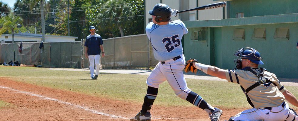 Baseball Blanks Anna Maria in Home Opening Twinbill