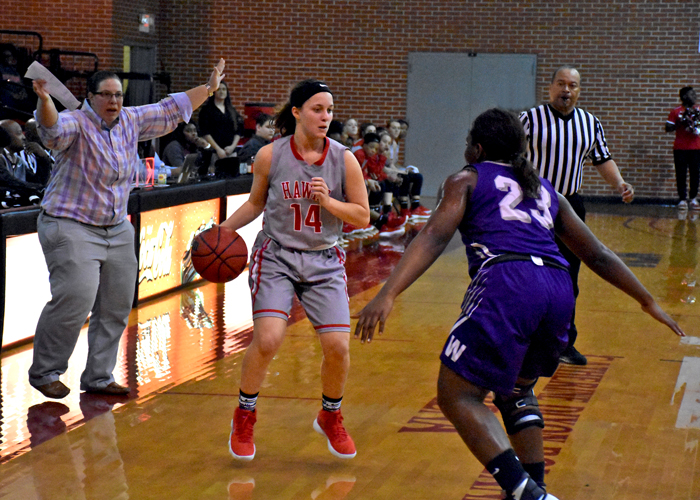 Payton Kiser had 19 points and four steals in Saturday's 75-58 win over Covenant.